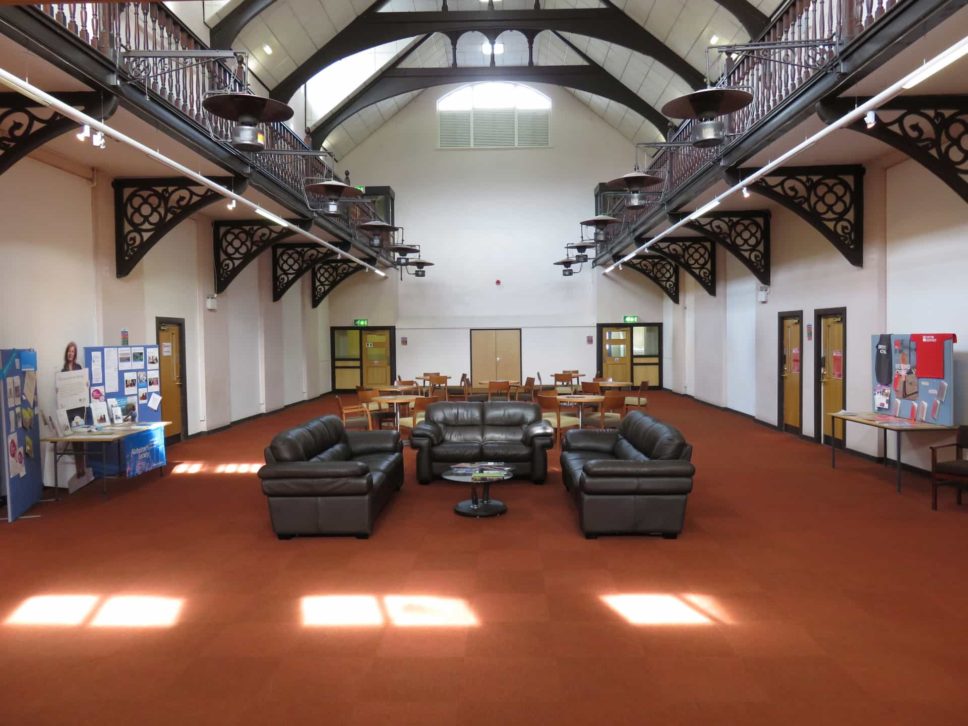 Mexborough Business Centre Main Hall - Available to Hire Weddings Conferences Business Networking