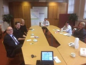 Third NatWest Peer Group Board Meeting