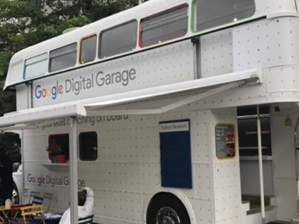 Google Bus Coming to Mexborough Business Centre