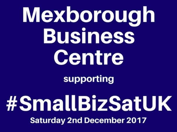 Small Biz Saturday 2017