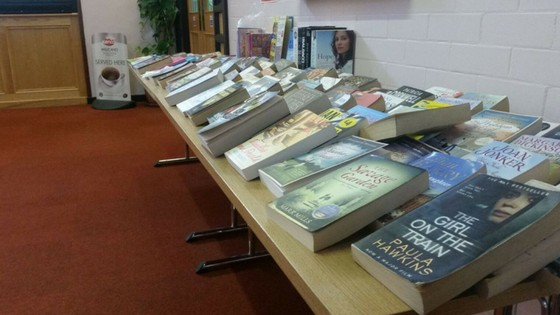 Books available at Mexborough Business Centre for BARC