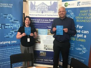 Finance for Enterprise at Mexbrough Business Centre