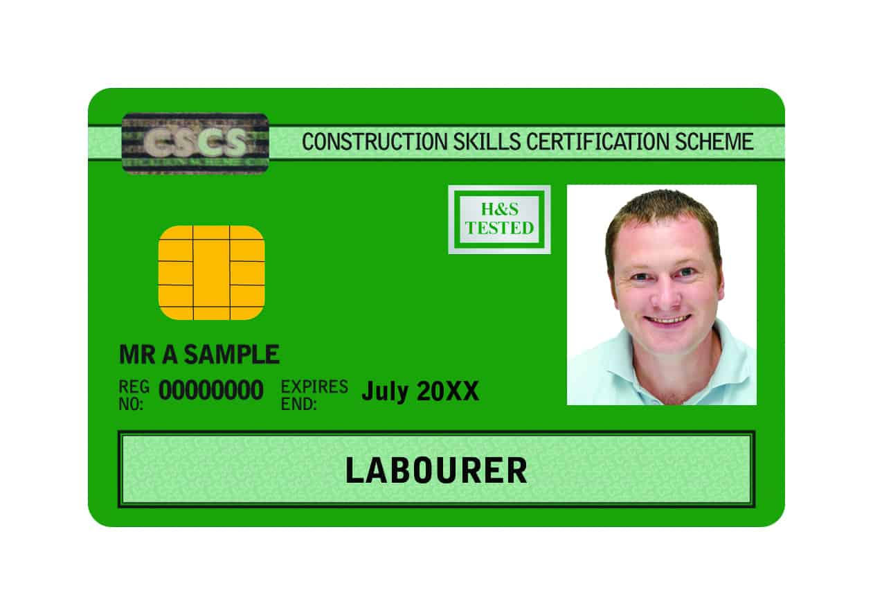 2 Week Introduction to Construction with a 5 yr CSCS Card free