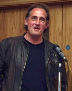 Andy Croft, a well-known poet in his own right and editor of the hugely successful 'Smokestack Books'