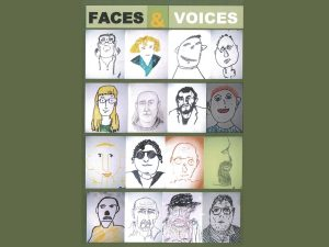 Faces and Voices by the Mexborough Arts Collective Magazine Project