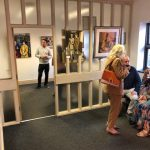 The launch of The Raven Gallery at Mexborough Resource Centre