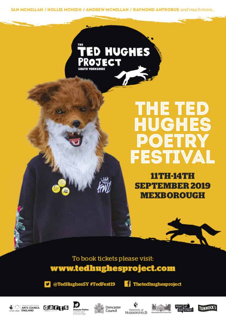 Ted Hughes Festival 2019