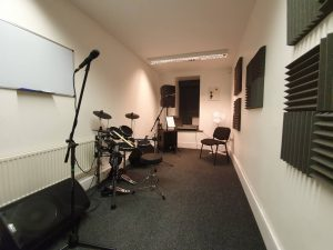 Your Music Academy at Mexborough Resource Centre Drum Room