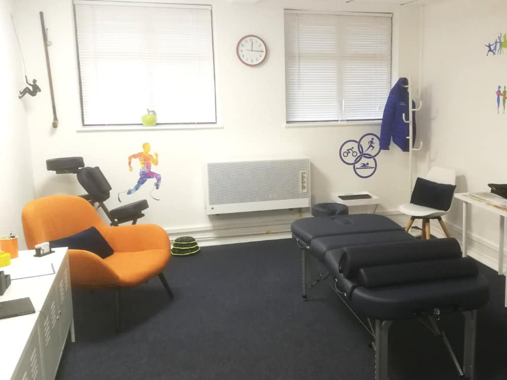 Mexborough Business Centre - Treatment Room - Available to Hire No Contract Per Day